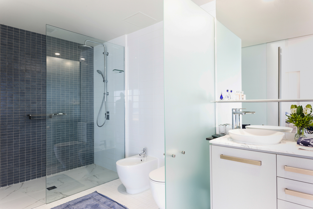 configurer sa paroi de douche
